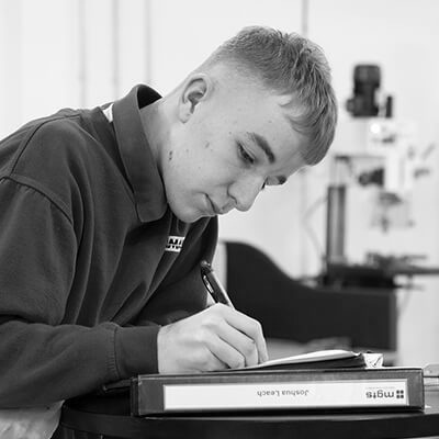 Technical Support Technician apprentice doing coursework