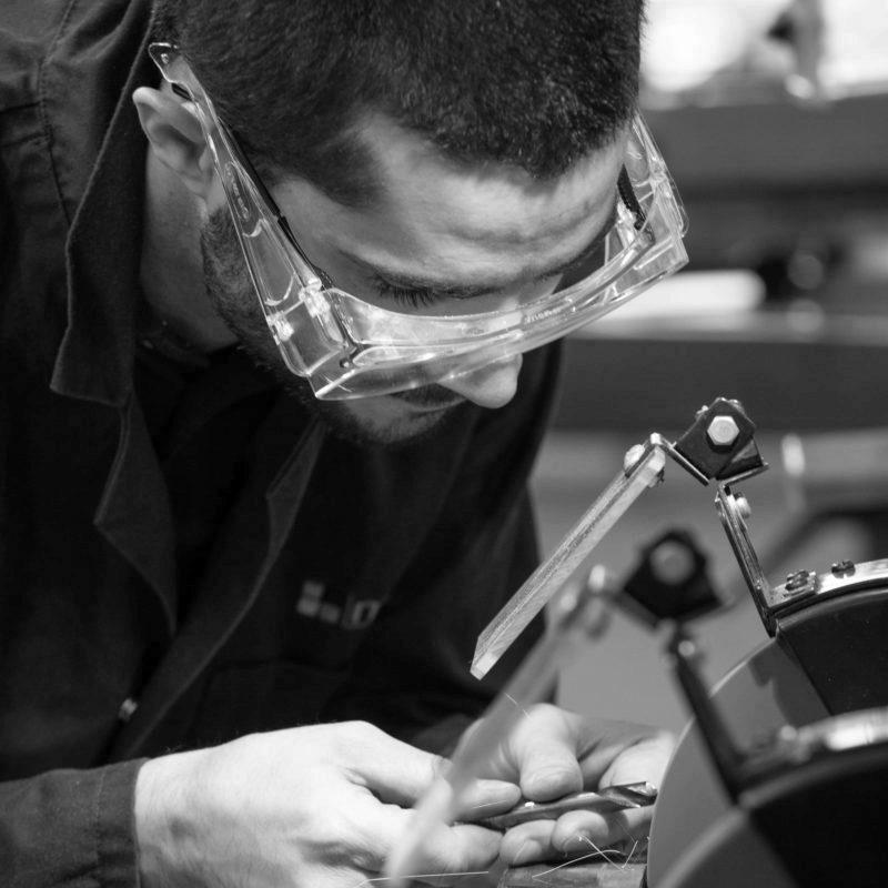 Mechatronics Maintenance Technician apprentice drill grinding